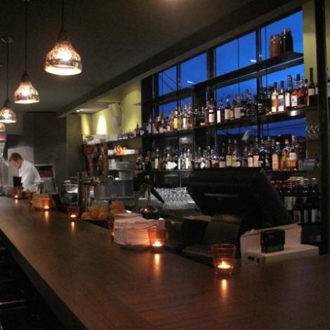 Cicchetti Bar at Night