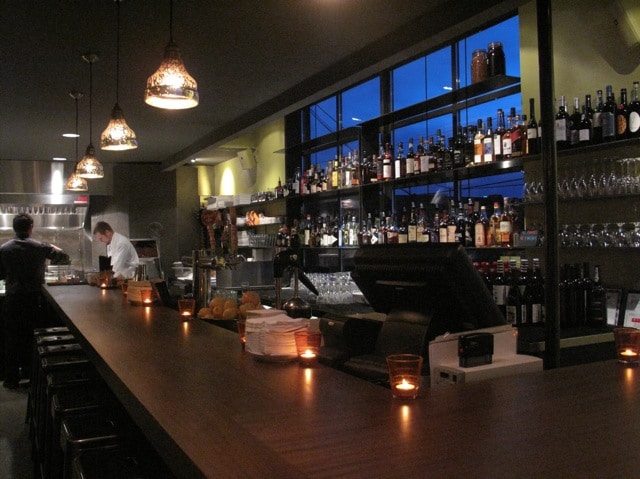 Cicchetti Bar at Night
