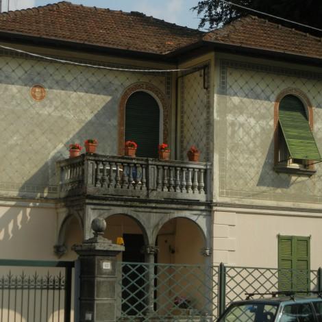 Old Home on Lake Como
