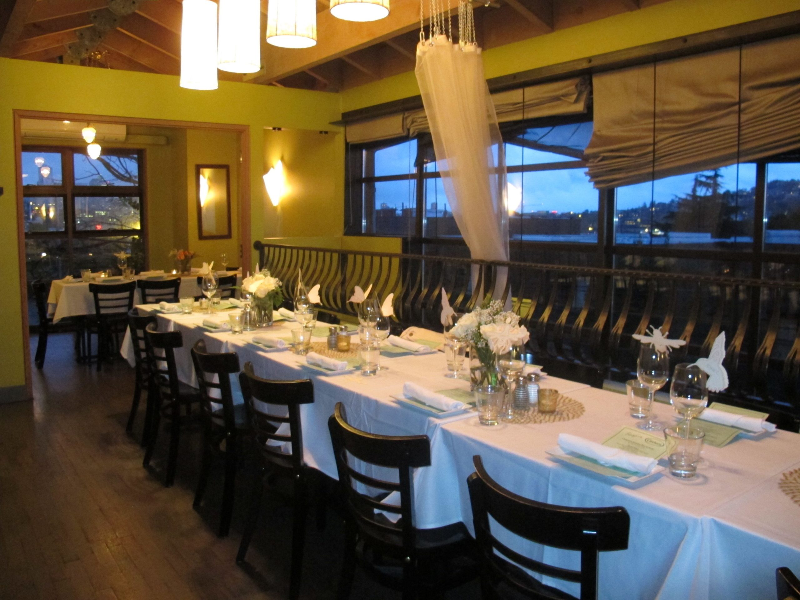 Seattle Private Event Spaces