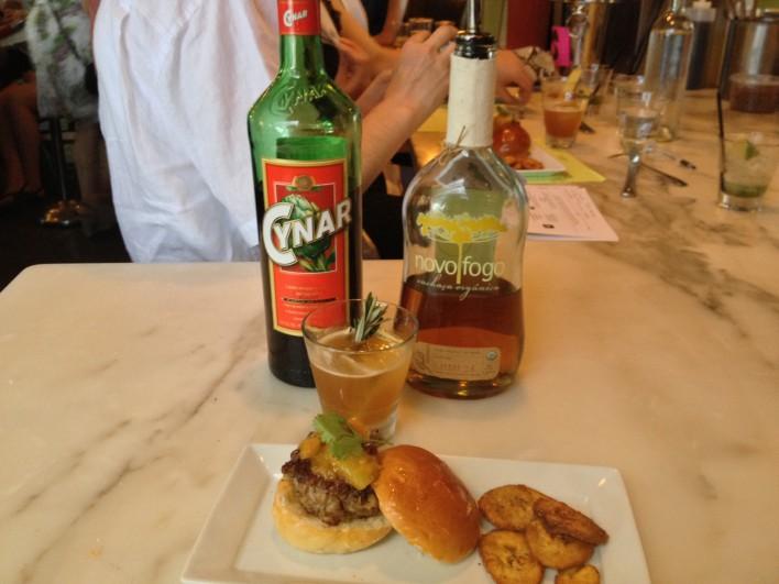 Jay Kuehner's Drink & Food Pairing