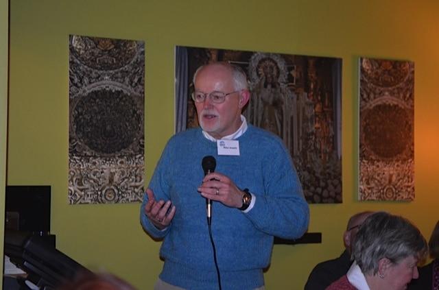 Mike Veseth Presenting