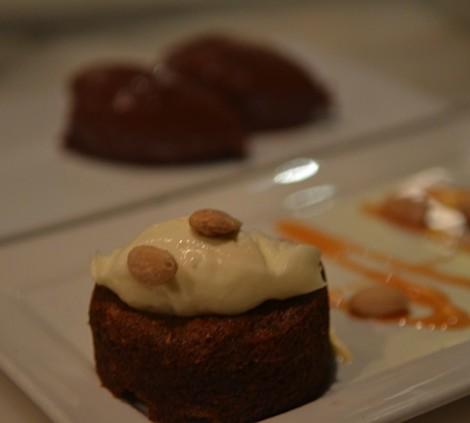 Ras el Hanout Carrot Cake