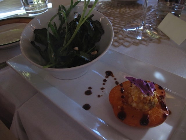 Vegan Entree for Musar Event