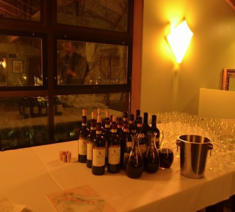 Wine on the Communal