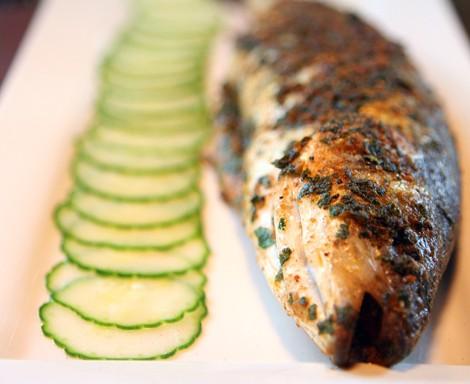Whole-Roasted Fish