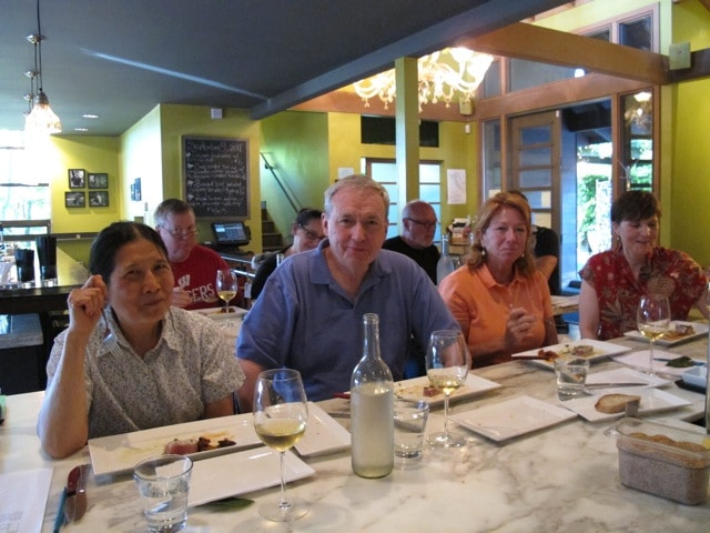 Cooking Class Attendees